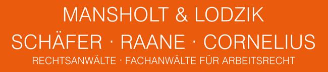 Kanzlei Mansholt & Lodzik, Schäfer, Raane, Cornelius GbR