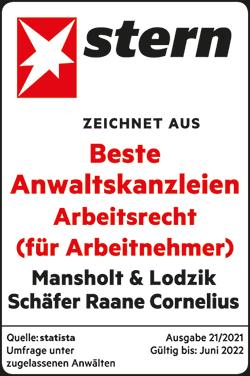 Mansholt & Lodzik, Schäfer, Raane, Cornelius GbR